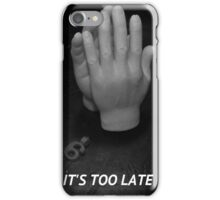 Hot up in The 6 iPhone Case/Skin