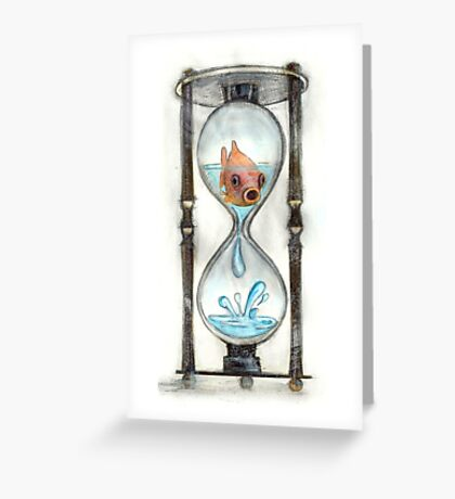 what are you waiting for? Greeting Card