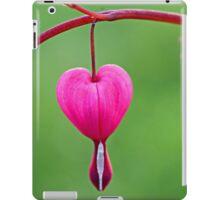 Lamprocapnos spectabilis iPad Case/Skin