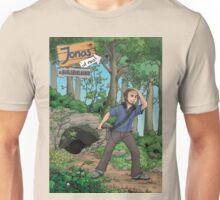 Jonas ist raus! - Die Höhlenurlauber Unisex T-Shirt