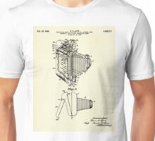 Developing Camera-1948 Unisex T-Shirt