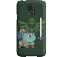 The Hero of Time (and grass) Samsung Galaxy Case/Skin