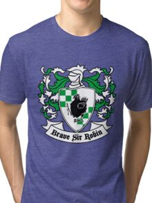 Brave  Tri-blend T-Shirt