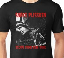 SNAKE PLISSKEN - ESCAPE FROM NEW YORK Unisex T-Shirt