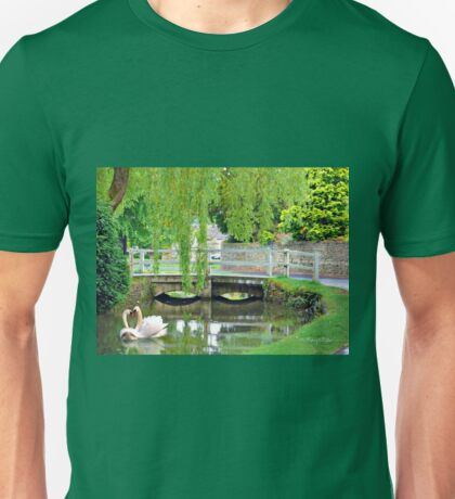 Reflections in Time Unisex T-Shirt