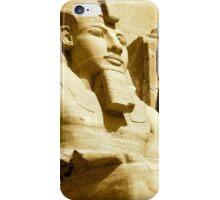 Abu Simbel Beauty iPhone Case/Skin