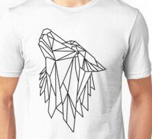 Geo Wolf Unisex T-Shirt