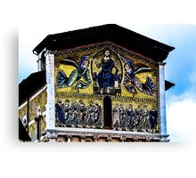 Lucca Fresco Canvas Print