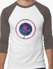 A Single Rose Men's Baseball ¾ T-Shirt
