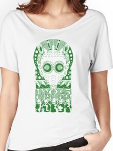 GREEDO (GREEN) Women's Relaxed Fit T-Shirt