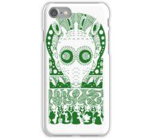 GREEDO (GREEN) iPhone Case/Skin