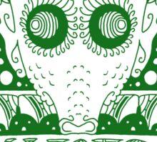 GREEDO (GREEN) Sticker