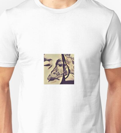 A crossing of species... Unisex T-Shirt