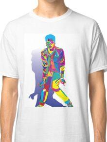 Wpap Bruno Portrait Classic T-Shirt