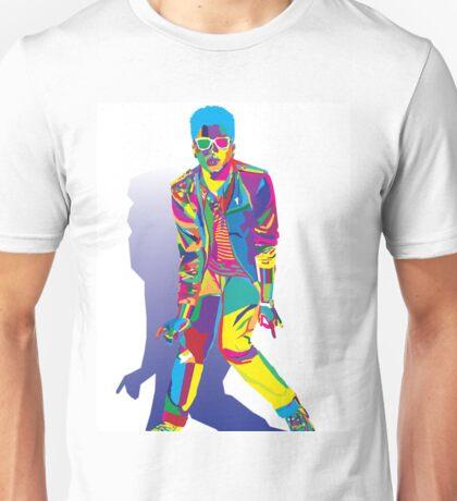 Wpap Bruno Portrait Unisex T-Shirt