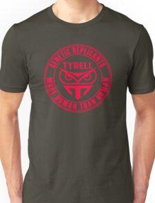 TYRELL CORPORATION - BLADE RUNNER (RED) Unisex T-Shirt