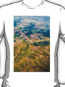 Land from the sky T-Shirt