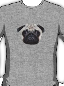 Pug Floating Head T-Shirt