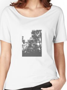 into the woods Women's Relaxed Fit T-Shirt