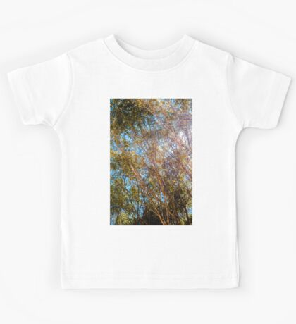 Trees and Flare Kids Tee