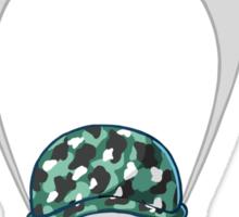 Commando Sticker