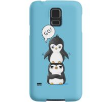 Penguins Samsung Galaxy Case/Skin