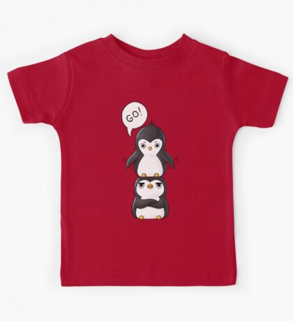 Penguins Kids Tee