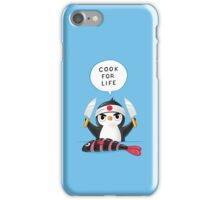 Penguin Chef iPhone Case/Skin