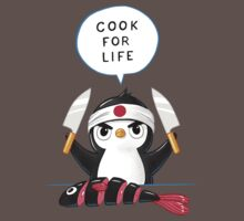Penguin Chef Kids Clothes