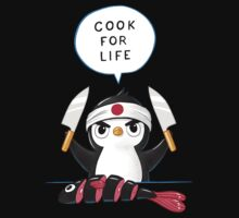 Penguin Chef One Piece - Short Sleeve