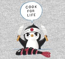 Penguin Chef One Piece - Long Sleeve