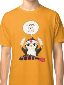 Penguin Chef Classic T-Shirt