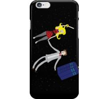 Adventure Timey Wimey iPhone Case/Skin