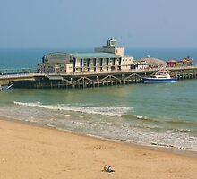 Bournemouth Pier by RedHillDigital
