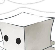 Cat in the Box 2 Sticker