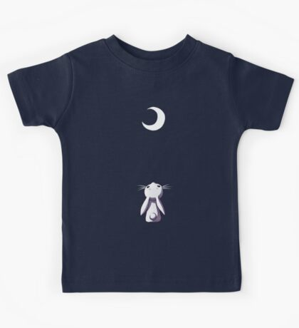 Moon Bunny Kids Tee