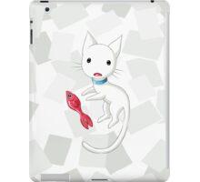 Cat and Fish iPad Case/Skin