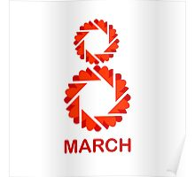 March 8- Womens day Poster