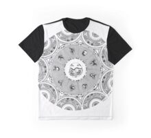 Nine Starchild Portals Graphic T-Shirt