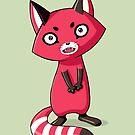 Shy Raccoon by freeminds