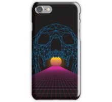 End of the Tunnel iPhone Case/Skin