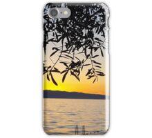 Croatia - Sunset iPhone Case/Skin
