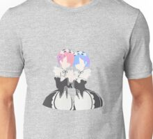 Rem & Ram Unisex T-Shirt
