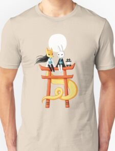 Torii 3 Unisex T-Shirt