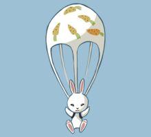 Parachute Bunny Kids Tee