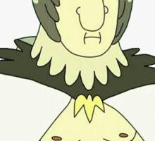 Birdperson Sticker Sticker