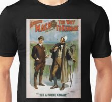 Performing Arts Posters Andrew Mack in his new play The way to Kenmare by Edward E Rose 1403 Unisex T-Shirt