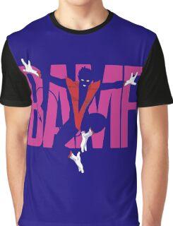 BAMF (Nightcrawler) Graphic T-Shirt