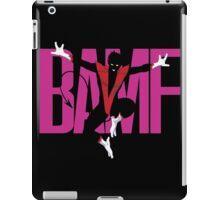BAMF (Nightcrawler) iPad Case/Skin