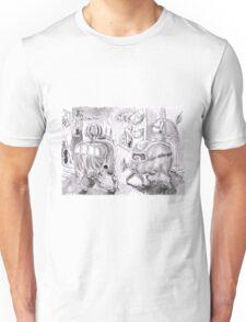 Bio-vehicle Town Unisex T-Shirt